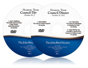 Council-Dinner-Houston DVDs