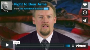 Click on this image to access articles and videos about the Right to Bear Arms.
